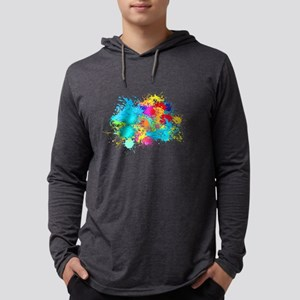 Splat Cluster Long Sleeve T-Shirt