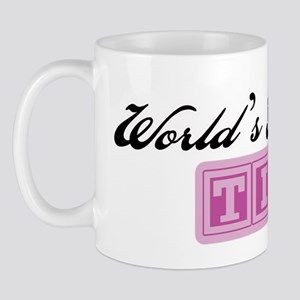 World's Greatest Tia Mug
