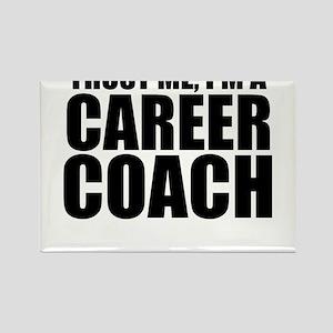 Trust Me, I'm A Career Coach Magnets