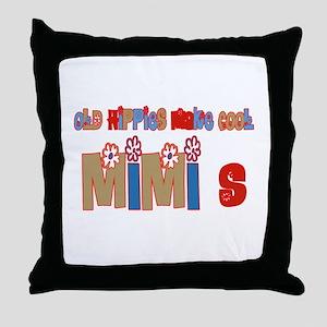 Click to view Hippie Mimi Throw Pillow