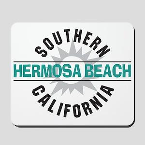 Hermosa Beach California Mousepad