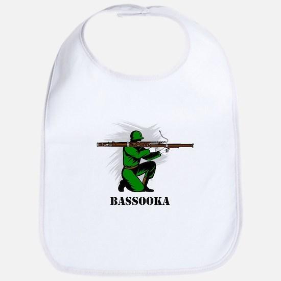 Bassooka Baby Bib