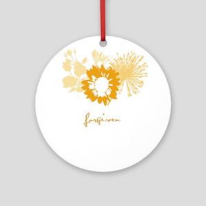 forgiven Ornament (Round)