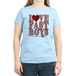 Love fast boys Women's Light T-Shirt