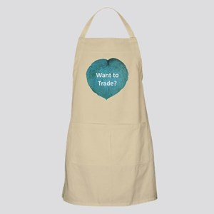 Want to trade hostas? BBQ Apron