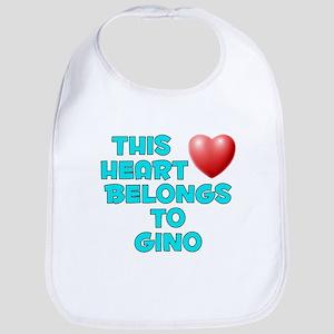 This Heart: Gino (E) Bib