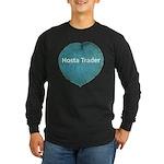 Hosta Trader Long Sleeve Dark T-Shirt
