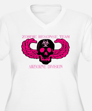Pink ABN Zombie T-Shirt