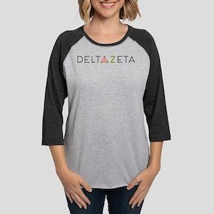 Delta Zeta Truly Long Sleeve T-Shirt