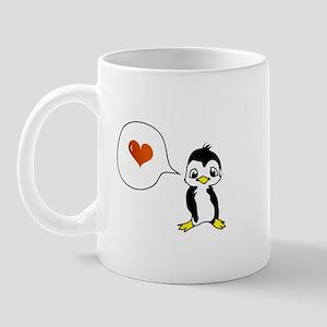 Penguin Shirt Mug