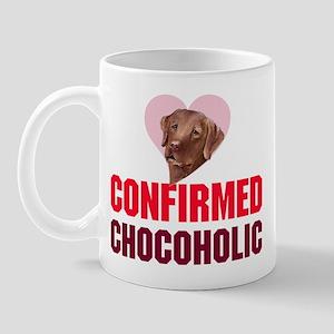 confirmed Chocoholic (choc La Mug