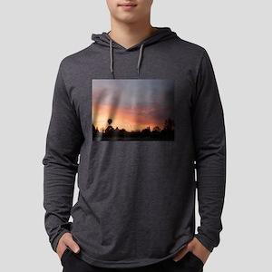 sunrise in san jos Long Sleeve T-Shirt