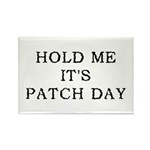Patch Day Rectangle Magnet (10 pack)