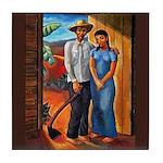 Guajiros Tile Coaster