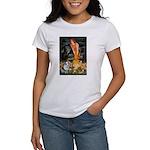 MidEve - Corgi (Bl.M) Women's T-Shirt