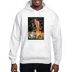 MidEve - Corgi (Bl.M) Hooded Sweatshirt