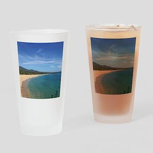 Maui Beach Drinking Glass
