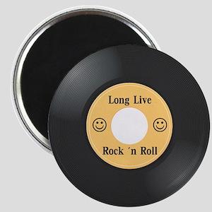 Long Live Rock 'n Roll Magnet