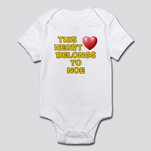 This Heart: Noe (D) Infant Bodysuit