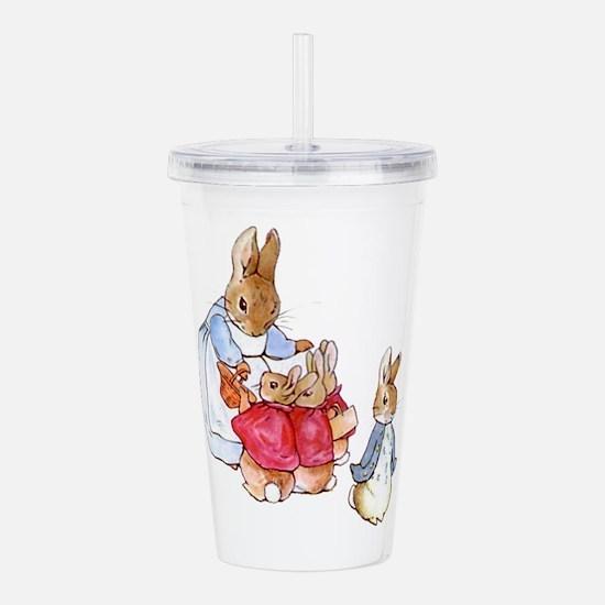 Beatrix Potter - Peter Acrylic Double-wall Tumbler