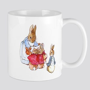 Beatrix Potter - Peter Rabbit : Mrs. Rabbit W Mugs