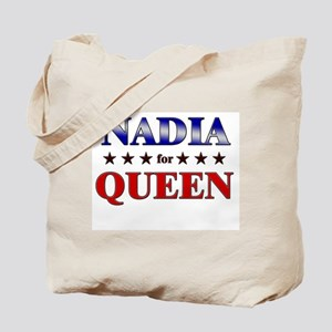 NADIA for queen Tote Bag
