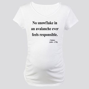 Voltaire 7 Maternity T-Shirt