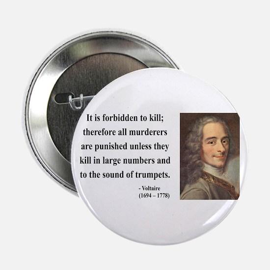 "Voltaire 8 2.25"" Button"