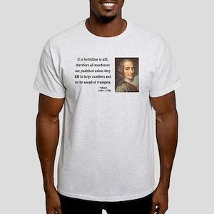 Voltaire 8 Light T-Shirt