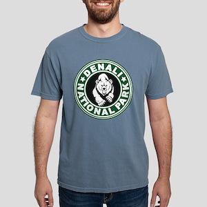 Denali Green Circle T-Shirt
