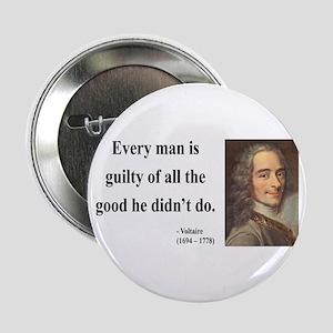 "Voltaire 9 2.25"" Button"