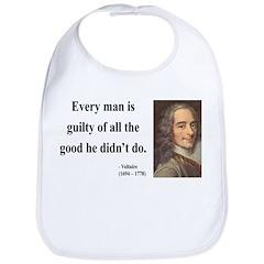 Voltaire 9 Bib