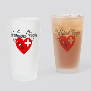 Phlebotomist - Professional Vampire Drinking Glass
