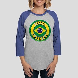 Brasil Futebol/Brazil Soccer Long Sleeve T-Shirt
