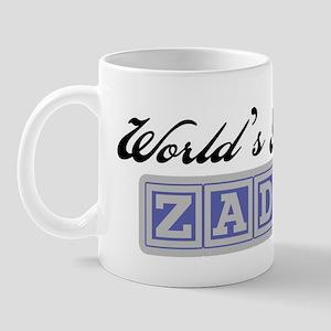 World's Greatest Zadie Mug
