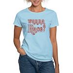 Wanna Race? Women's Light T-Shirt