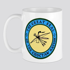 Great Seal of the Choctaw Mug
