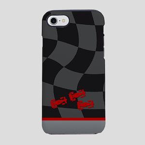 Race Cars iPhone 8/7 Tough Case