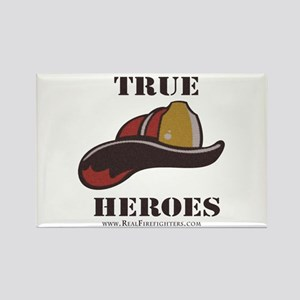 True Heroes Gifts Rectangle Magnet