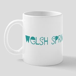 Welsh Springer Spaniel (fun b Mug