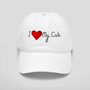 I Heart My Cub Cap