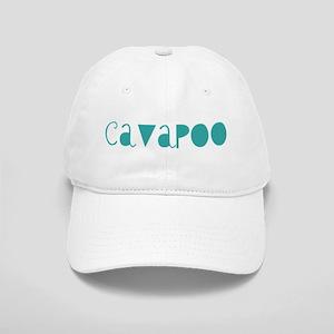 Cavapoo (fun blue) Cap