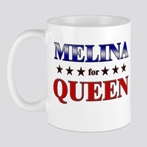 MELINA for queen Mug