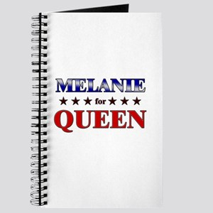 MELANIE for queen Journal