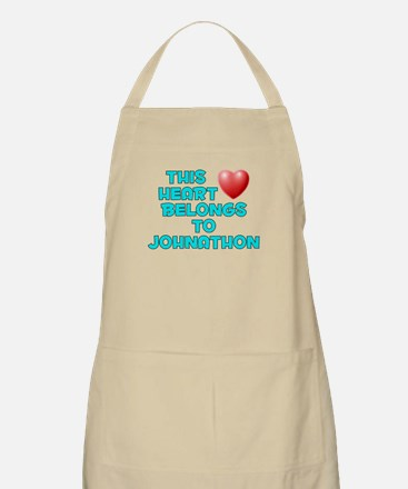 This Heart: Johnathon (E) BBQ Apron