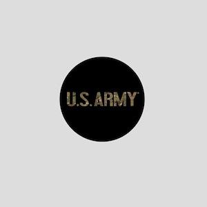 U.S. Army in Camouflage Mini Button