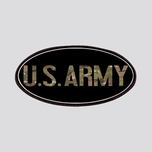 U.S. Army in Camouflage Patch