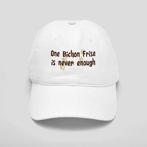 Never enough: Bichon Frise Cap