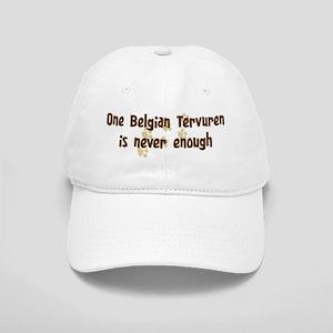 Never enough: Belgian Tervure Cap