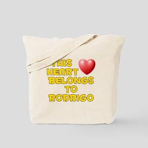 This Heart: Rodrigo (D) Tote Bag